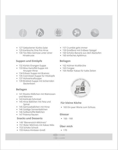 Inhaltsverzeichnis zum Buch Hitzkopf trifft Frostbeule