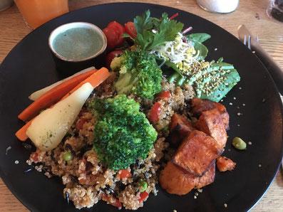 veganes Essen