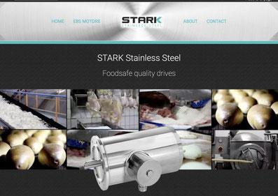 STARK SS MOTORS IE3 IP69K