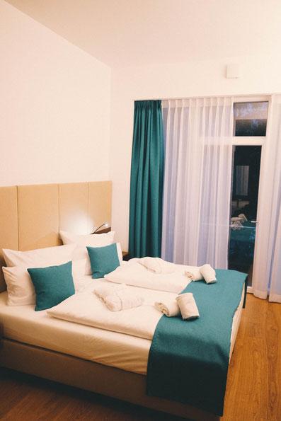 Doppelzimmer Hotel an der Therme Bad Sulza