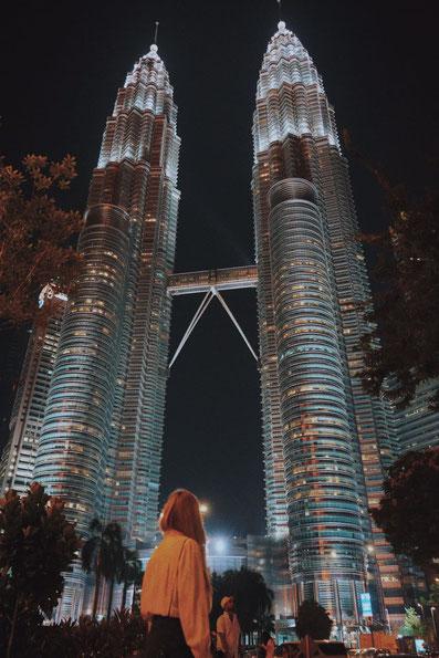 Kuala Lumpur Weltreise