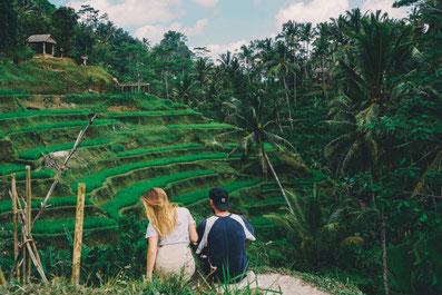 Packliste für vier Wochen Bali