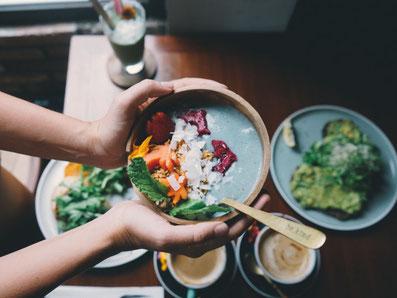 8 vegane Restaurants und Cafés Bali zweidiereisen