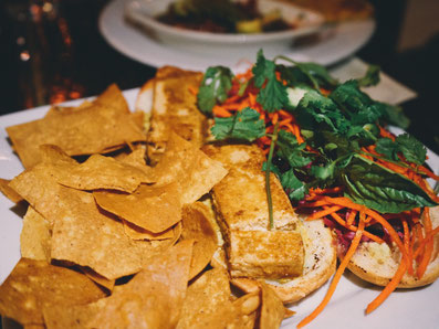veganes Banh Mi Los Angeles beste vegane Restaurants L.A.