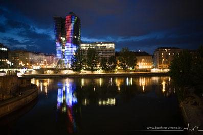 Austria City Vienna Hotel Wien Donaukanal
