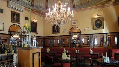 Cafè Bellaria - Ein freundliches Traditionscafé, nahe der Ringstraße, dem Kunsthistorischen Museum