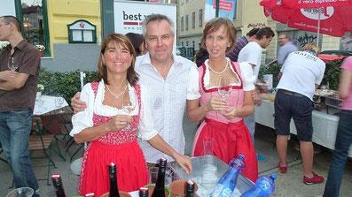 Restaurant und Gastgarten in Wien: Gasthaus Nestroy Jahreszeit ein Besuch wert, Hotel dazu buchen Hotel Vienna 1020 Wien