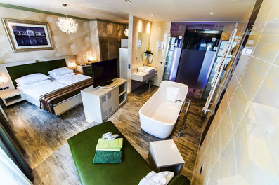 Empfehlung: Hotel Vienna im Zentrum von Wien, direkt günstig buchen