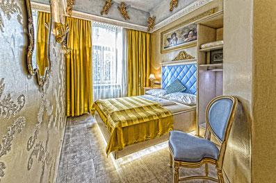 Empfehlung: Hotel Urania im Zentrum von Wien Prater Messe, direkt günstig buchen
