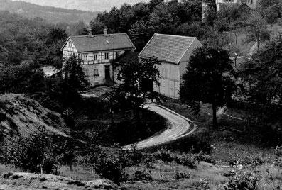 Der alte Hof Dausendbusch, unbekanntes Aufnahmejahr