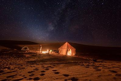 Circuit et vacances désert marocain