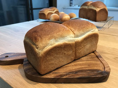 湯種パン、新川崎、パン教室、