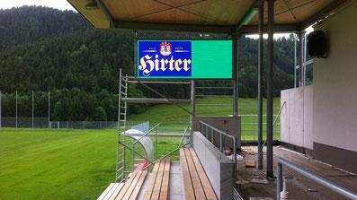 Sportplatz Frauenstein - Kraig