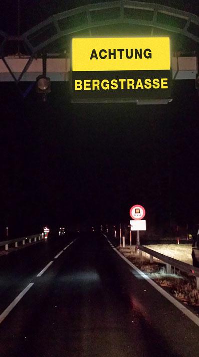 Innsbruck Autobahnabfahrt OST (A12+A13)
