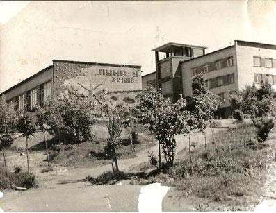 Фото 1966 г. из архива школьного музея.