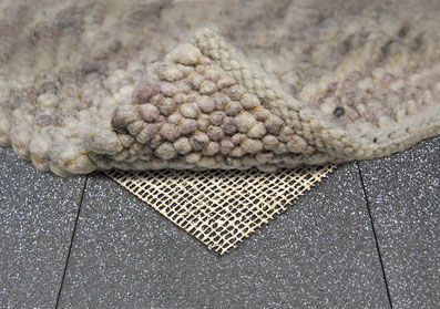 PATER Grid Rug Antislip Mat Natur-Stop