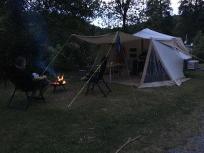 Holtkamper Astro op avontuur in de Ardennen