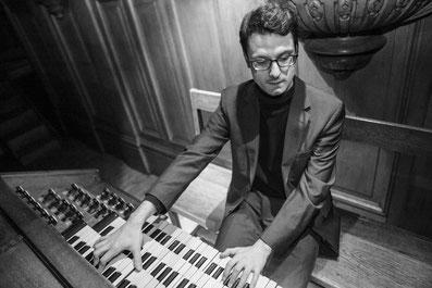 David Cassan, organiste