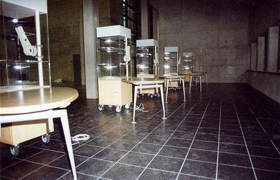 Thekenanlagen in allen Variationen und mobile Arbeitsplätze, © Ladenbau Berschneider, Deining