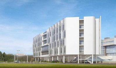 Centre hospitalier Jacques Coeur à Bourges