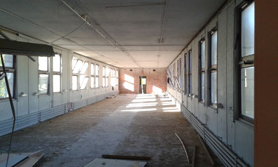 Restructuration du Lycée Marguerite de Navarre à BOURGES - ICB DAGALLIER FOUCHET