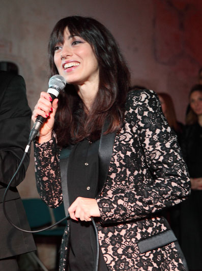 Claudia Vigato Presenta
