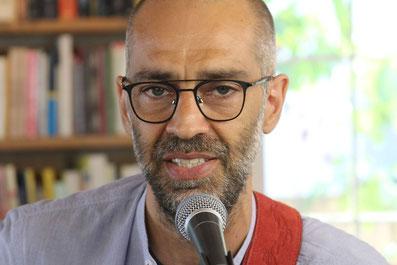 Michele Pavanello, autore cantautore rodigino