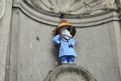 Manneken Pis: Info e Curiosità su uno dei simboli di Bruxelles