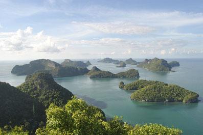 I 5 panorami più belli visti dai cognati