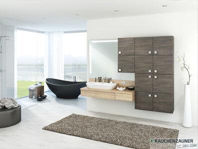 Badezimmermöbel von Razchenzauner, Barrierefreie Badezimmermöbel