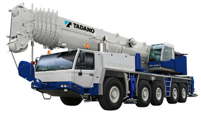 Tadano Boom Truck