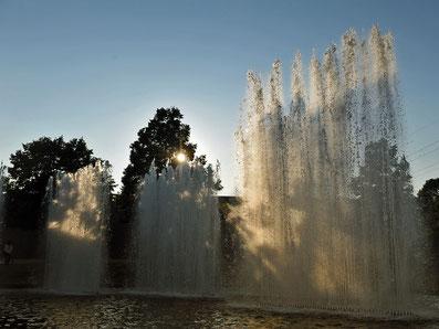 CentrO Oberhausen Brunnen