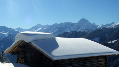 Erholung in herrlicher Winterlandschaft garantiert!