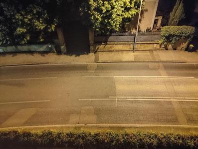 Photo prise avec le Redmi Note 9S By Xiaomi nuit avec mode nuit
