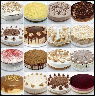 Las mejores tartas caseras de Madrid