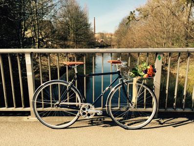 Aventon Mataro Low UK Hannover Fahrradcafé