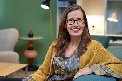Anne Schlegel Scheidegger,  Inhaberin von Nordic & Friends GmbH Inneneinrichtung