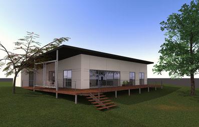 Construction maison permis de construire