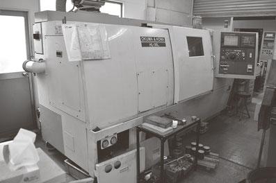 OKUMA HOWA HL-35L  NC 施盤(最大加工径Φ350/最小加工径Φ30)