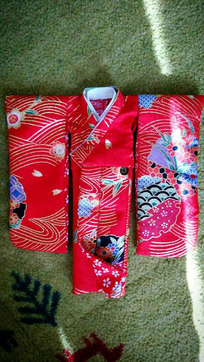 ジェニー 振袖,momoko 着物,ドール 和服