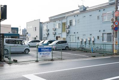 新潟 整体 新潟整体 整骨工房 駐車場 写真
