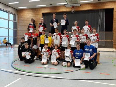 IBRMV-Meisterschaft U15