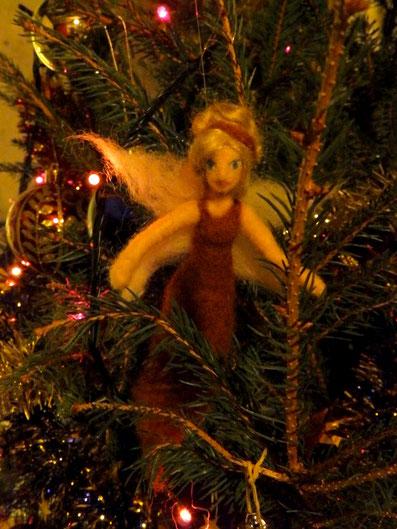 La petite fée de Noël