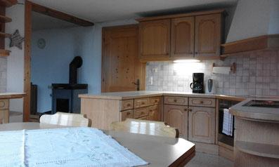 Küche Sennerei