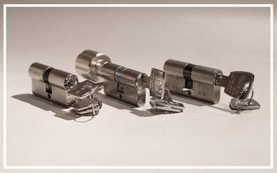 Zylinder-Schließanlagen