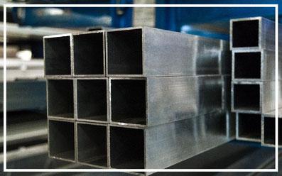Aluminium - Rohre