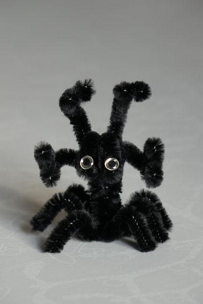 Bébé araignée d'Halloween