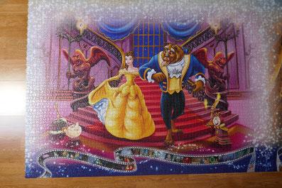 puzzle ravensburger disney 40320 pièces: univers emylila