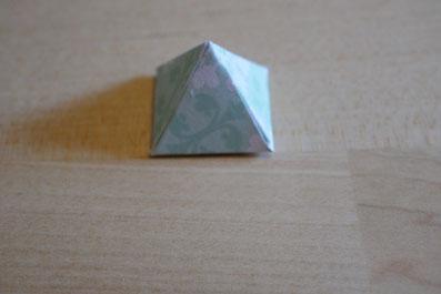 Voici ma modeste pyramide