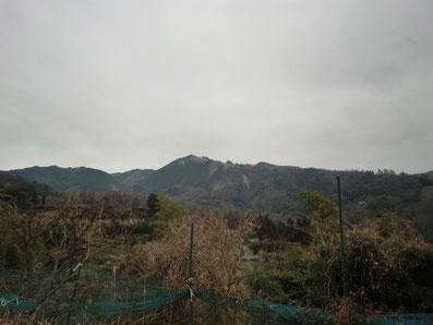 大丸山遠景
